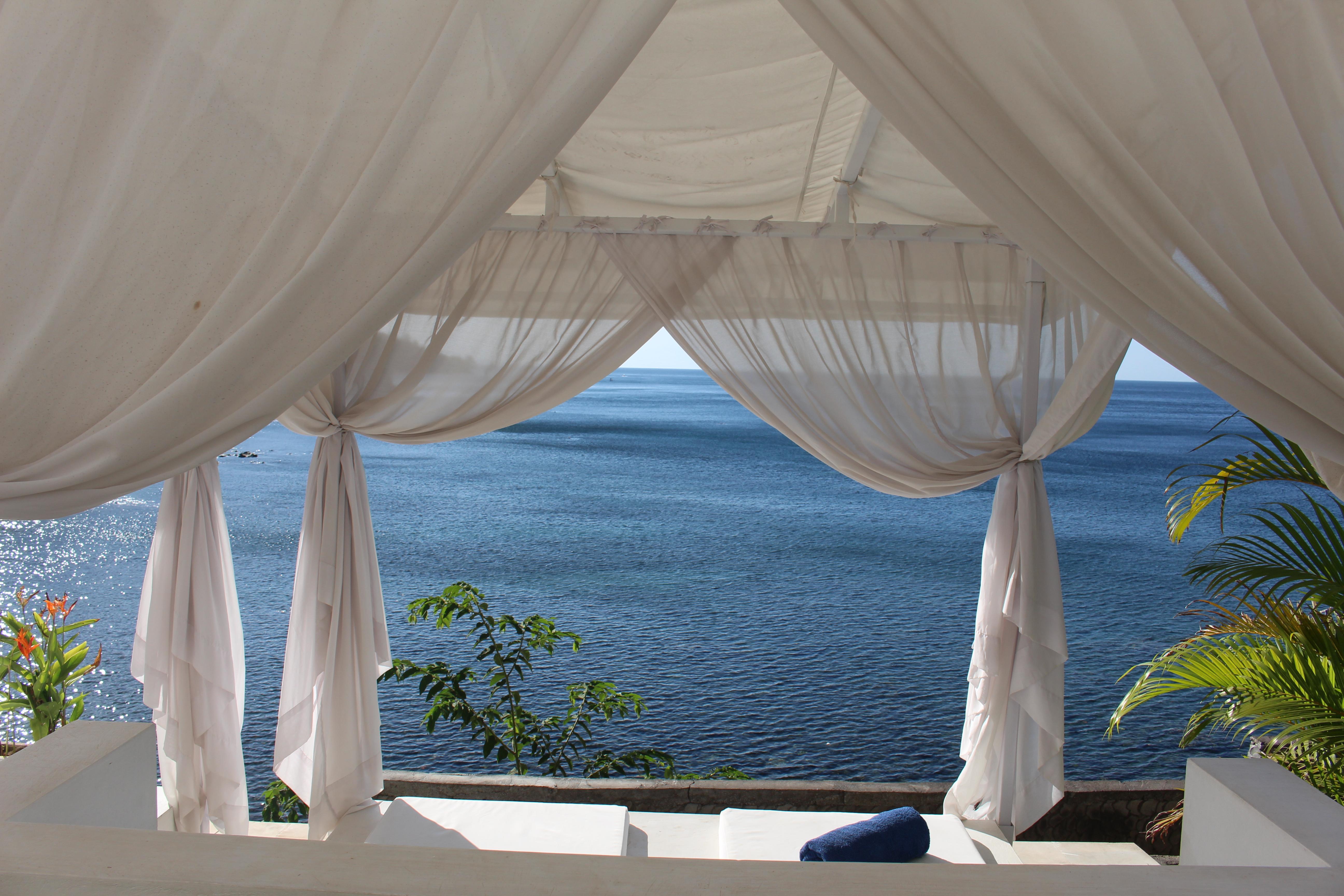 Amed Bali ocean view